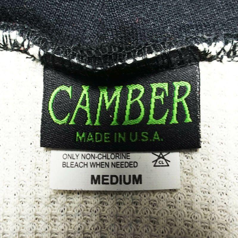 キャンバーCAMBER132アークティックサーマルプルオーバーフードMADEINUSA(パーカーアメリカ製米国製スウェット)