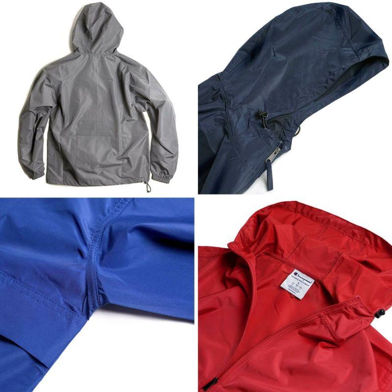 チャンピオンChampion#CO200パッカブルアノラックジャケット