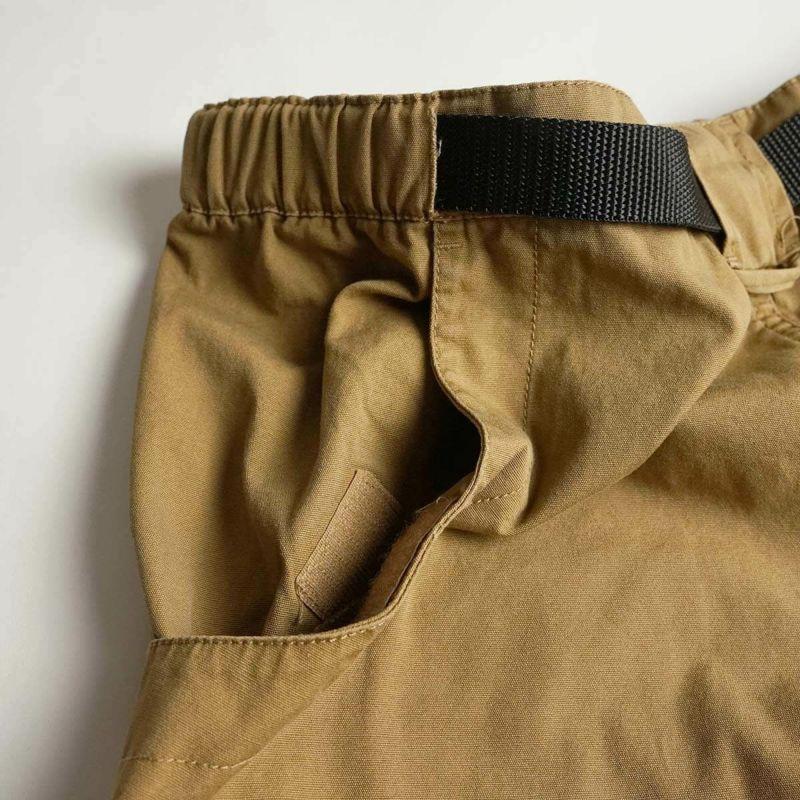 カブーKAVUチリライトショーツ(メンズS-XLアウトドアショーツクライミングショーツコットン)